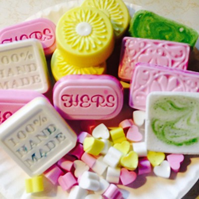 soaps unwrapped