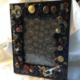 button frames (Black)